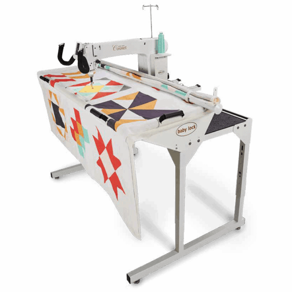 "Baby Lock Coronet 16"" Longarm Quilting Machine and Frame (BLCT16)"