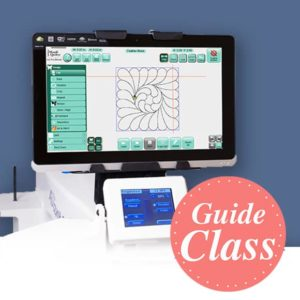 Baby Lock Pro-Stitcher Software Instructional Guide Class (C-PSS)
