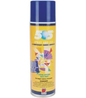 505 Spray & Fix Temporary Fabric Adhesive For Quilting & Embroidery - 16.9oz