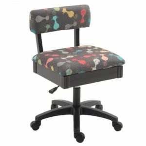 Arrow Cat's Meow Hydraulic Sewing Chair